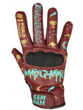 BamBam Leather Gloves - Harry Clark World Champ