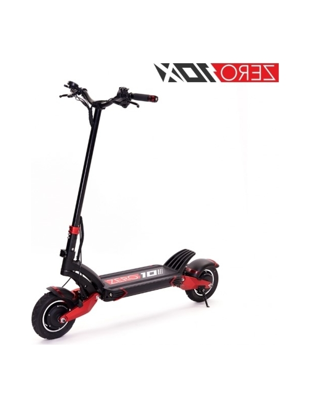Electric scooters Zero 10 X  52 V 23 ah Cover Photo