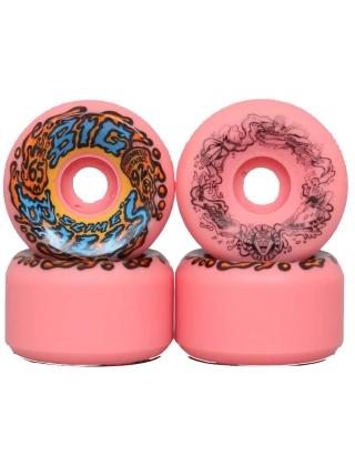 Santa Cruz Slime Balls Big Balls Speedwheels Reissue 92A - Pink