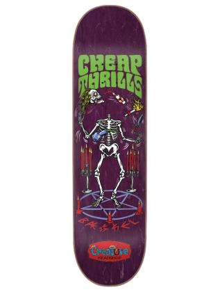 Creature Baekkel Cheap Thrills 8.375'' purple - Deck