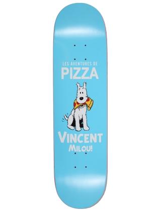 Pizza Skateboards Vincent Milou Debut 8.25 - Deck