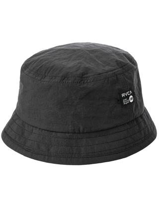 RVCA ANP Bucket Hat - Black