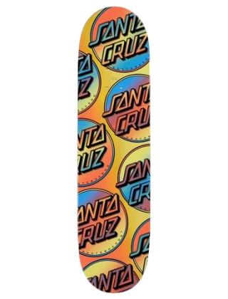 Santa Cruz Contra Allover 8.25'' - Deck