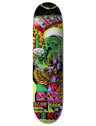 Element Escape From The Mind 8.38 - Deck