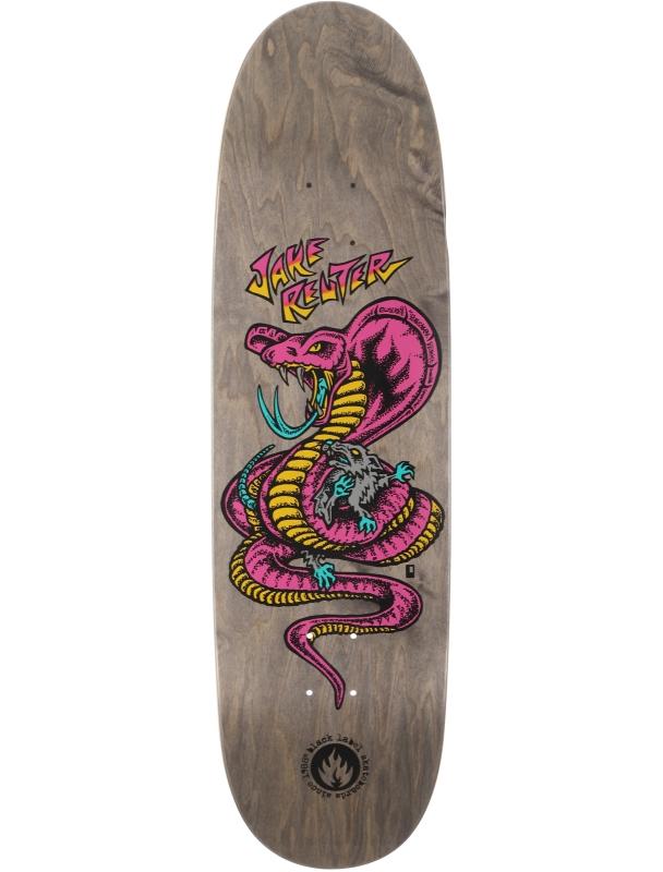Skateboard deck Black Label Reuter 9.0 - Deck Cover Photo