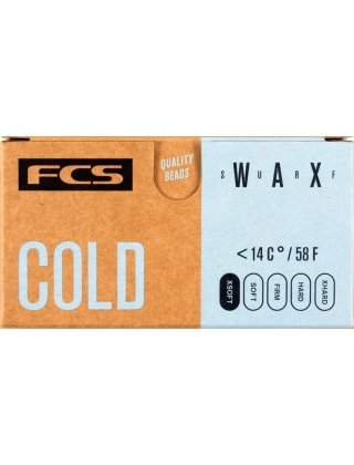 FCS Surfwax Cold