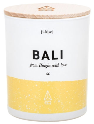 EQ Natural Scented Candle - Bali
