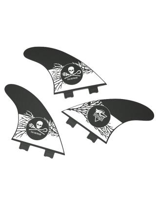 Nomads Surfing Revolution Fins X Sea Shepherd - FCS Insert