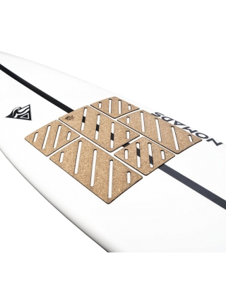 Nomads Surfing Cork Front Pads - 6 pieces