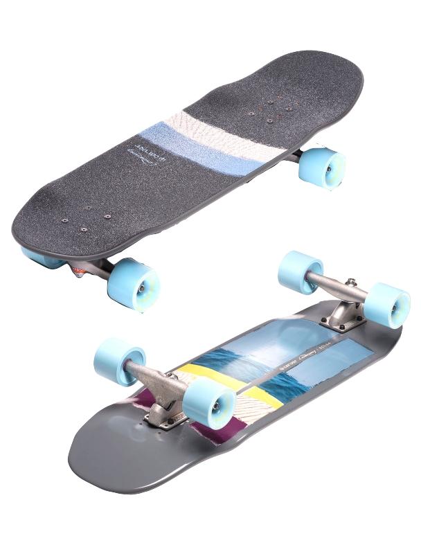 Surf skate Loaded X carver Bolsa CX 31'' - Complete Surfskate Cover Photo