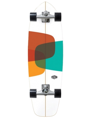 Carver Triton CX Raw 32'' Prismal - Surfskate