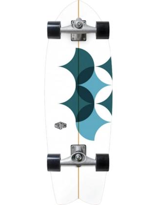 Surf skate Carver Triton CX Raw 29'' Astral - Surfskate Photo 1