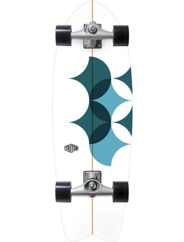 Surf skate Carver Triton CX Raw 29'' Astral - Surfskate Cover Photo