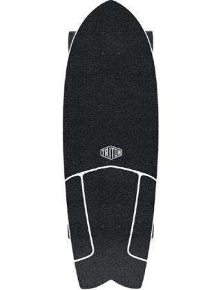 Surf skate Carver Triton CX Raw 29'' Astral - Surfskate Photo 2