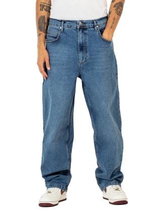 Pants Reell Baggy - Retro Mid Blue Photo 1