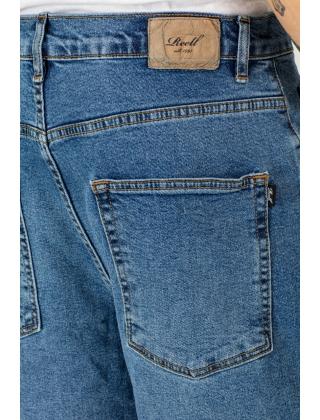 Pants Reell Baggy - Retro Mid Blue Photo 3
