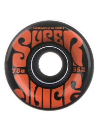 Wheels OJ Wheels Mini Super Juice 78a - black