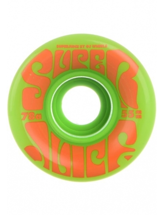 Wheels OJ Wheels Mini Super Juice 78a - green