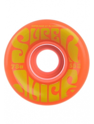 Wheels OJ Wheels Mini Super Juice 78a - orange