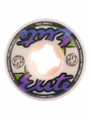 Wheels OJ Wheels Elite HRD 99A - blue