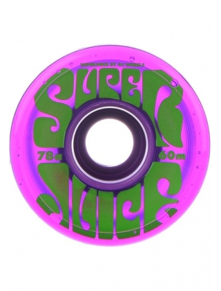 Wheels OJ Wheels Super Juice 78A- violet transparent