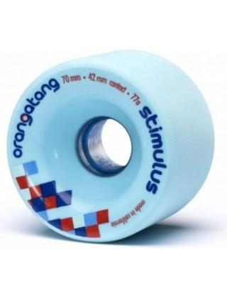 Orangatang Stimulus Blue 70mm Roues