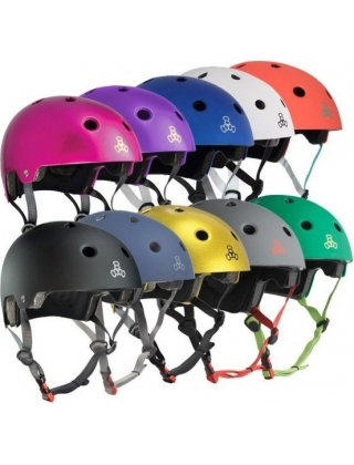 Triple Eight Brainsaver Dual Certified Helmet - EPS Liner