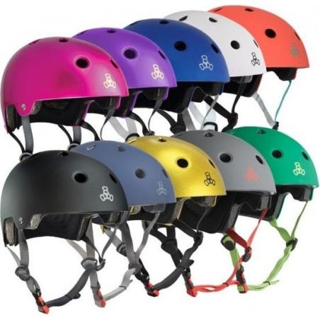 Triple Eight Brainsaver Dual Certified Helmet - EPS Liner