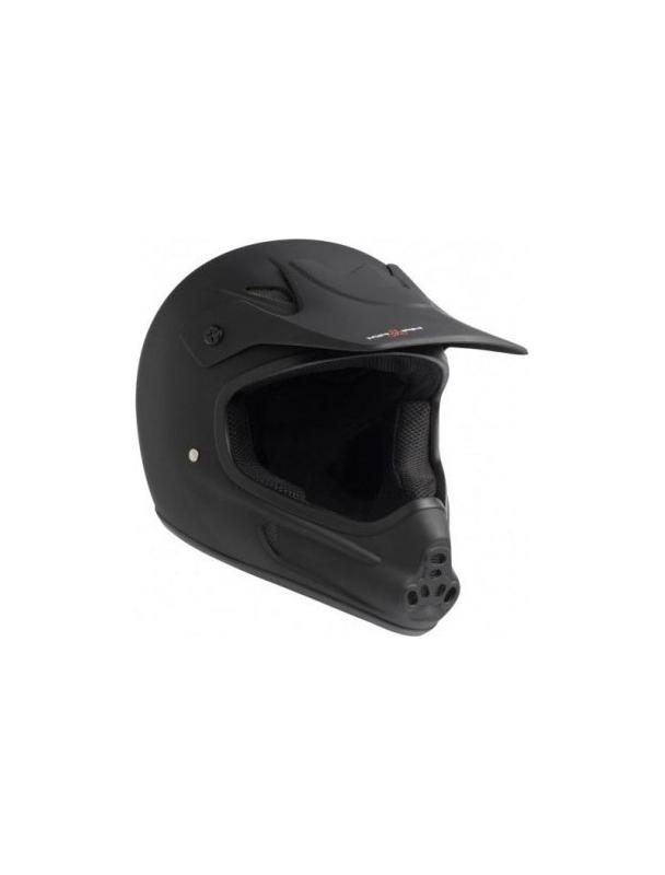 Helmet skateboard, longboard Triple Eight Invader Full Face Helmet Cover Photo