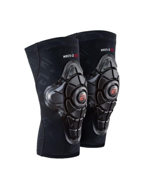Knee pads skateboard, longboard G-Form Pro-X Knee Pads - Black/Black/Black G Cover Photo