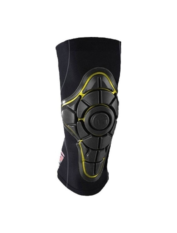 Knee pads skateboard, longboard G-Form Pro-X Knee Pads - Black/Yellow Cover Photo