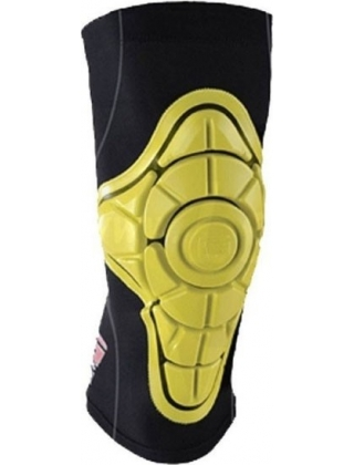 G-Form Pro-X Knee Pads - Yellow