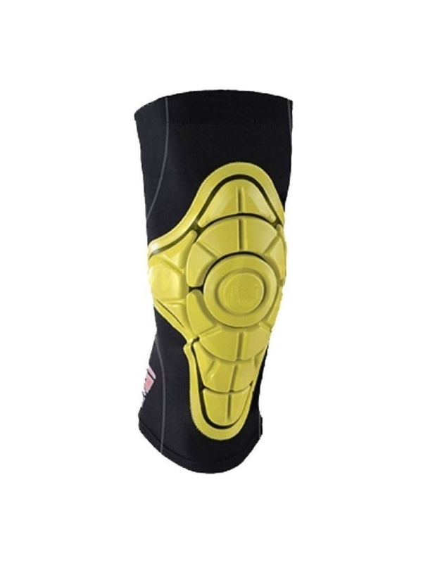 Knee pads skateboard, longboard G-Form Pro-X Knee Pads - Yellow Cover Photo