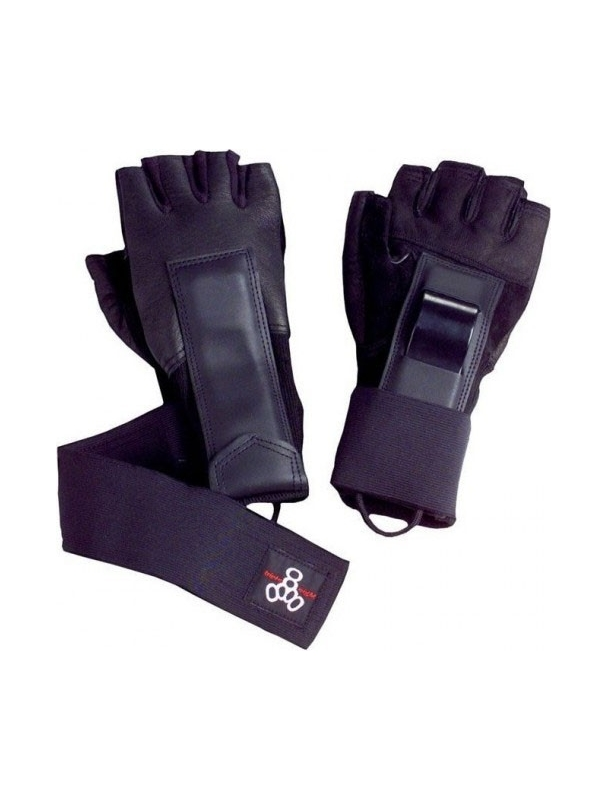 Wrist guard skate, longboard Triple Eight Hired Hands - Wrist Protection Cover Photo