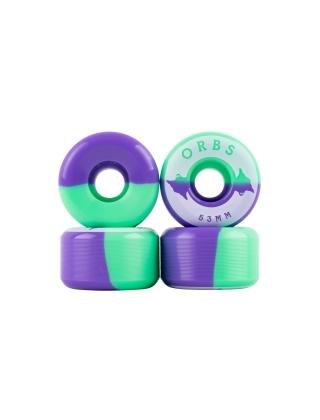 Orbs Specters - 53mm - Mint/Lavender