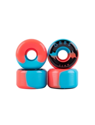 Orbs Specters - 52mm - Blue/Coral