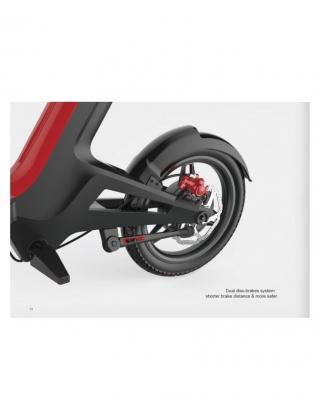 Electric scooters I-WALK E-BIKE URBAN 2 L Photo 9