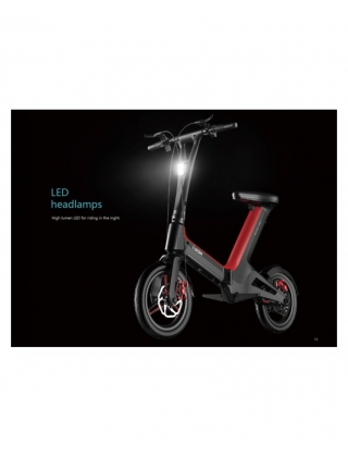 Electric scooters I-WALK E-BIKE URBAN 2 L Photo 10