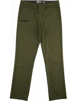 Salty Crew CUTTY PANT - olive