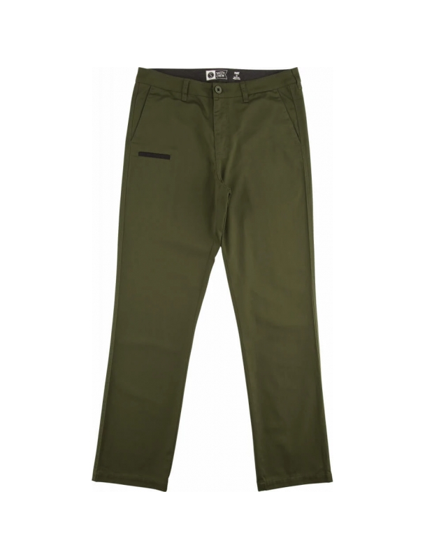Pants Salty Crew CUTTY PANT - olive Cover Photo
