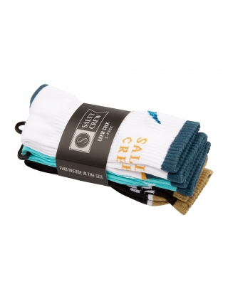 Salty Crew TAILED SOCK 3 PACK