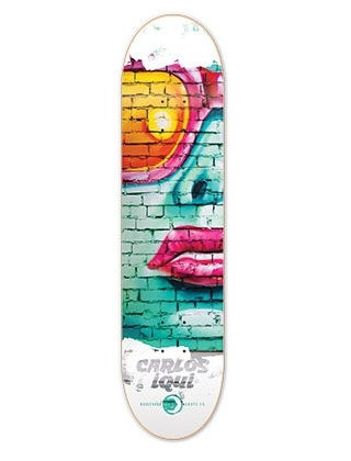 "BLVD Street Art CI 8.125"" - Deck Only"
