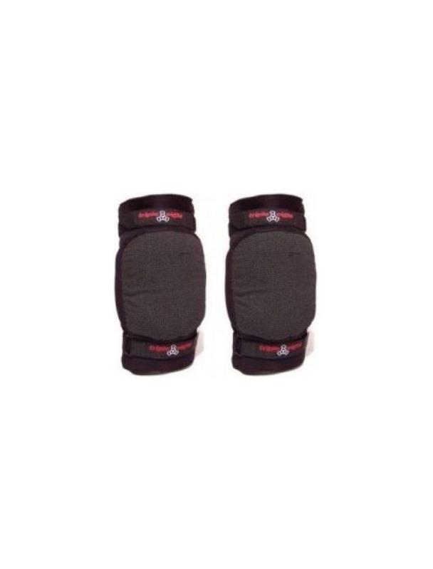 Knee pads skateboard, longboard Triple Eight Second Skin Knee Pads Cover Photo