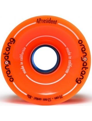 Orangatang 4President 70mm Roues