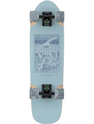 Landyachtz Dinghy Adventure Skeleton
