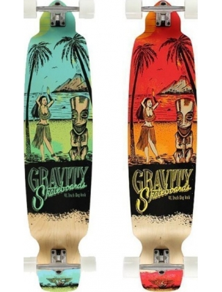 "Gravity 45"" Big Kick ""Tequila Sunrise"""