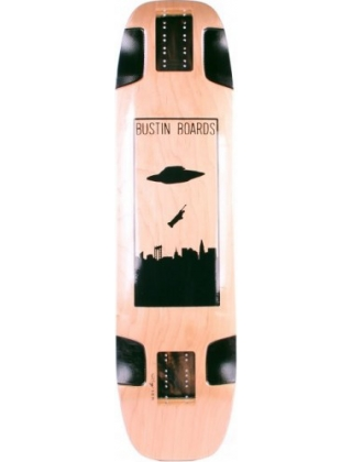 Bustin Royce Pro Alien NYC Natural Wood - Deck Only