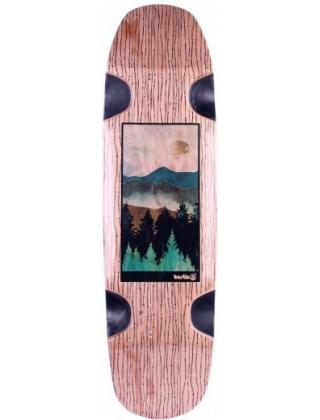"""Bustin Yoface 34"""" (E)Core Deck Oregon - Deck Only"""
