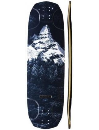 "DB Longboards Keystone Ridge V2 33"" - Deck Only"