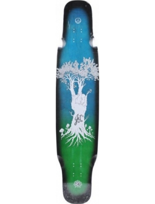 Jet Wild Thing Hippy Tree - Deck Only